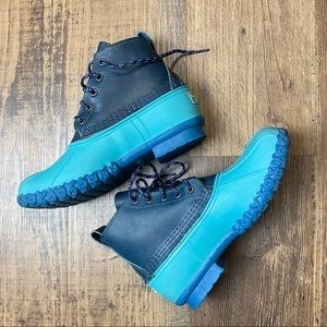 """LL Bean Boys Winter Boot 6"""" Limited Edition 5"""